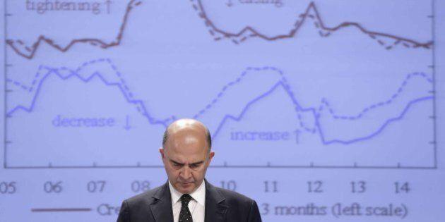 Patto di stabilità, Pierre Moscovici boccia Renzi: