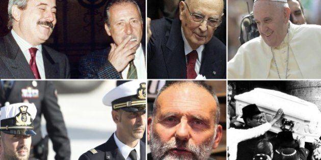 Sergio Mattarella, discorso insediamento. Da Napolitano a Falcone, dal piccolo Taché agli ostaggi: tutti...