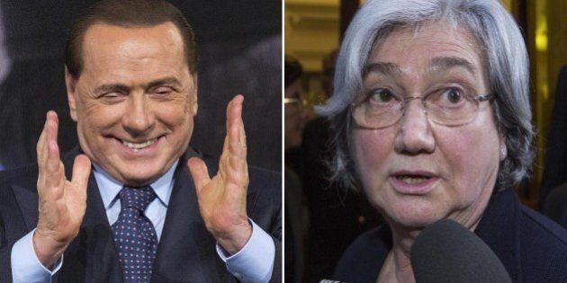 Silvio Berlusconi a Rosy Bindi: