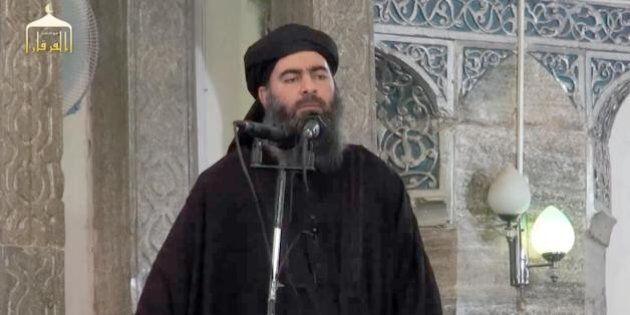 Abu Bakr al-Baghdadi gravemente ferito in un raid a marzo. Guardian: