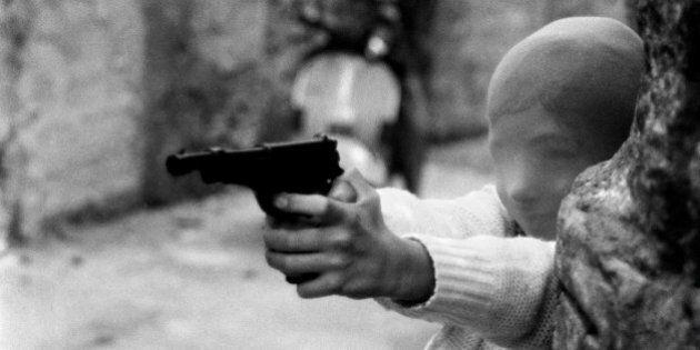 Letizia Battaglia al Maxxi, lectio magistralis della fotografa di Palermo in bianco e nero. Dal bambino...