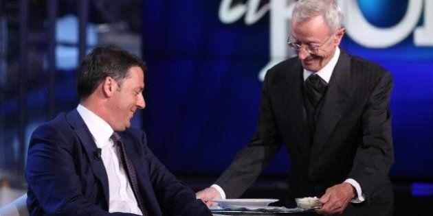 Matteo Renzi, Porta a Porta: