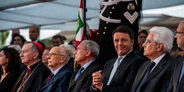 Matteo Renzi incontra Pietro Parolin, identità di vedute sulla politica estera: