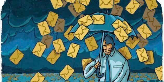 Troppe email stressano, meglio parlare: le grandi aziende si uniscono per combattere il tecnostress