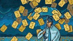 Basta email. Stressano i