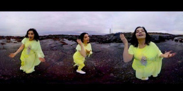 Björk, stonemilker: dopo la mostra, il nuovo video interattivo e a