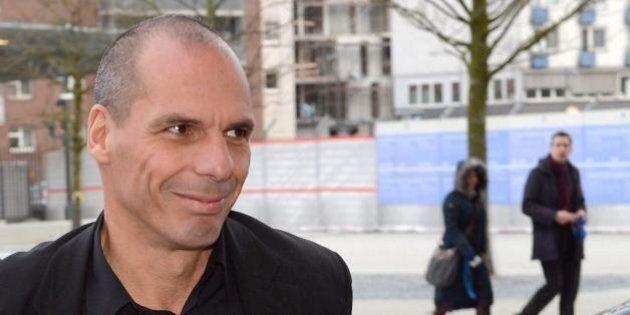 Yanis Varoufakis incontra Mario Draghi:
