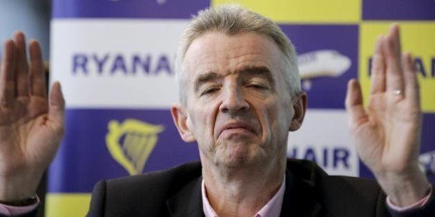 Ryanair, Michael O' Leary critica il Jobs Act:
