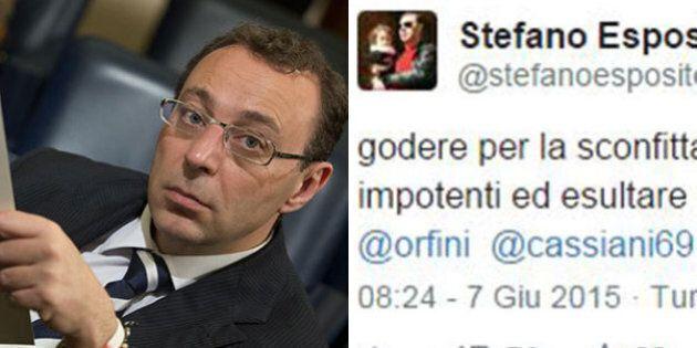 Stefano Esposito: