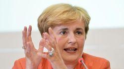 La platea di Confcommercio fischia la ministra Guidi sugli 80