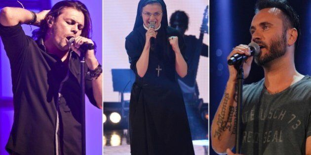 Festival di Sanremo 2015, i big della 65esima edizione: Nek, Alex Britti, Nina Zilli. Mentre suor Cristina...