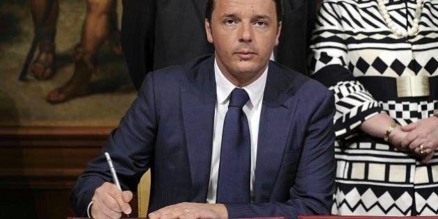 Il bluff di Matteo Renzi sul dialogo con Grillo: la vera strategia è allargare la maggioranza al