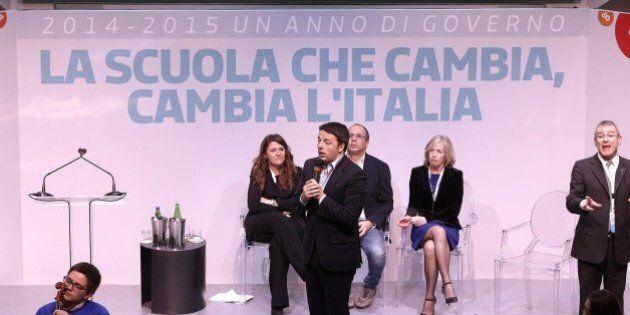 Scuola. Matteo Renzi ridimensiona il 'preside allenatore': ci fa perdere punti alle