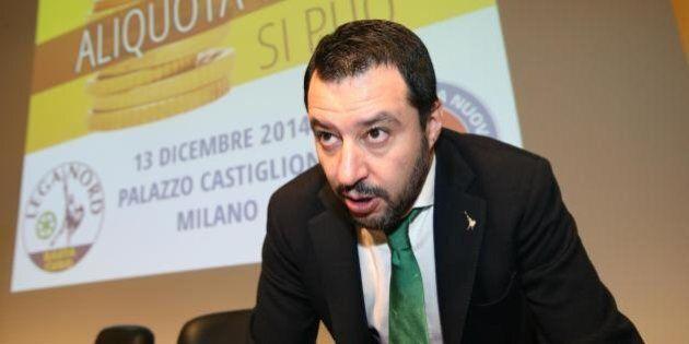 Sondaggi Ixè: Pd e M5s calano, sale la Lega Nord. Il nuovo partito di Matteo Salvini tenta il 14% degli...