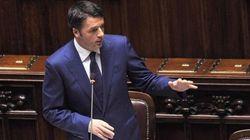 Renzi alla Camera in vista del Consiglio europeo (DIRETTA