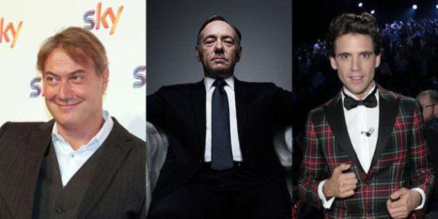 Sky Italia, nuova stagione. Corrado Guzzanti torna, Masterchef 4, House of cards 2, X Factor contro Italia's...