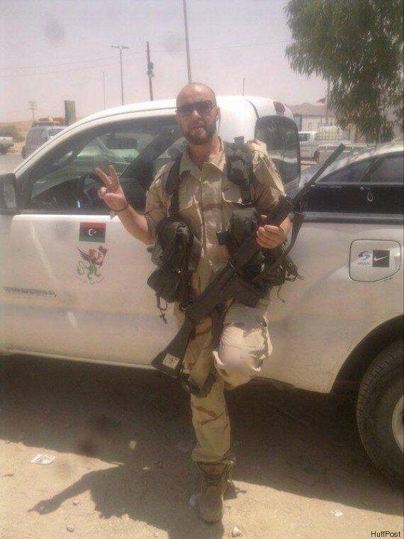 Houssam Najjar, foreigh fighter chiamato