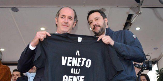 Regionali Veneto, Salvini apre a Forza Italia, ma chiude a Ncd: