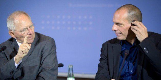 Grecia, Yanis Varoufakis: