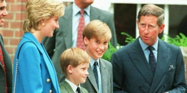 Lady Diana minacciava Camilla: