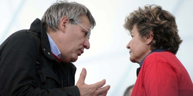Maurizio Landini e Susanna Camusso ai ferri corti dopo il lancio della coalizione sociale. Finita la...