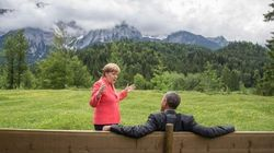 Tra i monti i leader del G7 si mettono d'accordo sul