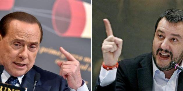 Profughi, Silvio Berlusconi sotto il tallone di Salvini. Dietro la campagna sull'immigrazione, la svolta...