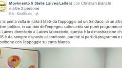 In Alto Adige la prima alleanza tra M5S e il