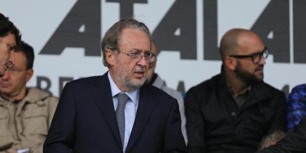 Giampaolo Pozzo presidente dell'Udinese: