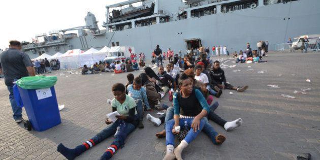 Profughi, nuovi migranti: tutti al nord. 1200 già trasferiti. 200 in Lombardia, 300 in Liguria. Altri...