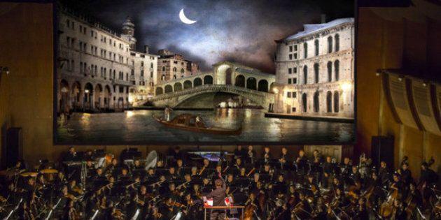 La Dolce Vita alla New York Philharmonic: da 8 e 1/2 a La Vita è Bella le colonne sonore del grande cinema...