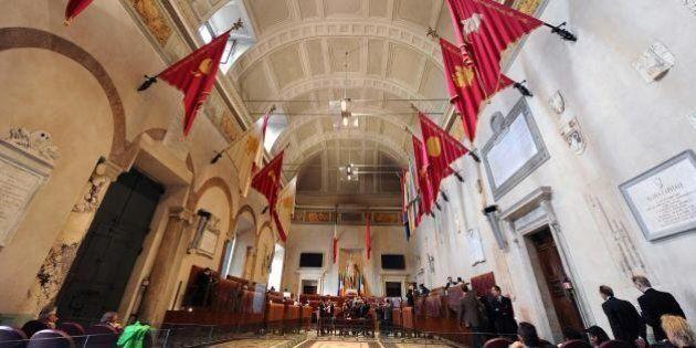Mafia Capitale: appalti truccati, tra cui anche il restauro della sala Giulio Cesare del Campidoglio:...