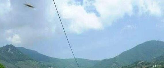 Cercava luoghi panoramici da fotografare ma è convinto di aver avvistato un ufo: l'avventura in provincia...