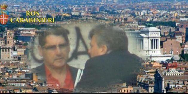 Mafia Capitale, intercettazioni: Salvatore Buzzi informato da un carabiniere del