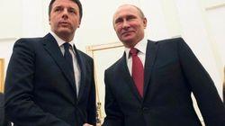 L'Italia rispolvera il tappeto rosso per lo zar (di U. De