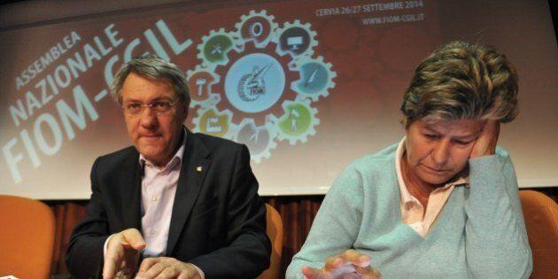 Incontro tra Susanna Camusso e Maurizio Landini, la Cgil attacca: