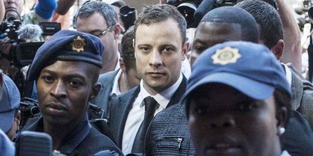 Oscar Pistorius omicidio colposo: la sentenza per l'uccisione della fidanzata Reeva Steenkamp