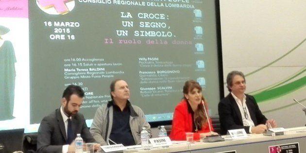 Roberto Fiore (Forza Nuova) in Regione Lombardia: