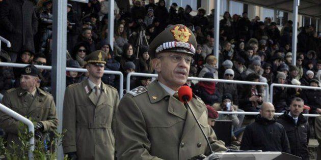 Libia, Il generale Danilo Errico:
