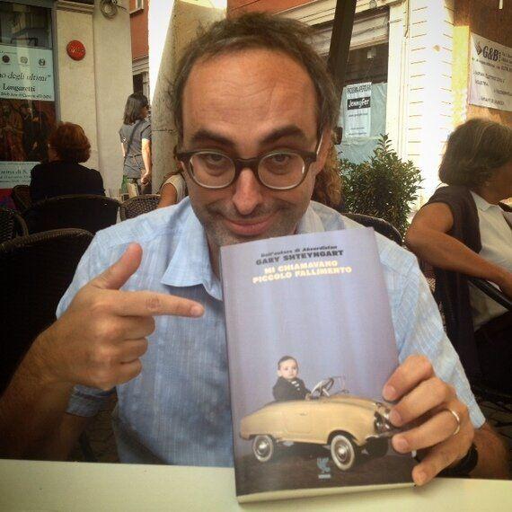 È uscita l'autobiografia di Gary Shteyngart, lo scrittore russo più divertente