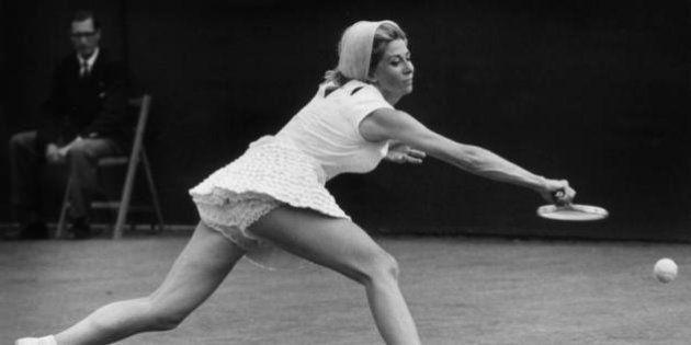 Lea Pericoli, la Divina del tennis che inventò il pizzo sotto il gonnellino e fece innamorare l'Italia