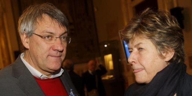 Maurizio Landini a Susanna Camusso: