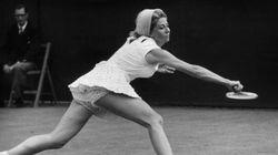 Lea Pericoli, la Divina del tennis che inventò il