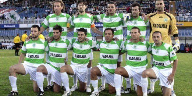 Padania Vs Rom, a Debrecen scendono in campo le nazionali di calcio. Salvini editorialista per il Tempo:...