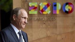Putin a Expo:
