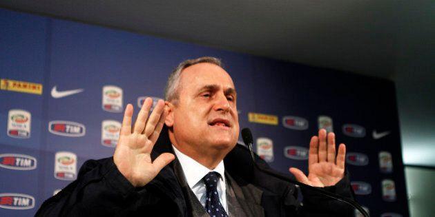 Indagato Claudio Lotito presidente Lazio, Digos indaga per tentata estorsione. Perquisizioni alla