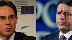 Renzi e Katainen, ex scout in collisione. Il premier non ribatte e prepara il ritorno in