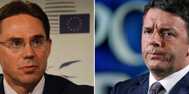 Matteo Renzi e Jyrki Katainen, ex scout in collisione. Il premier non ribatte e prepara il ritorno in