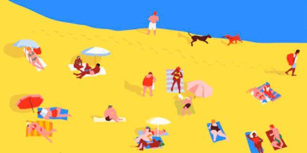 Come capire se una spiaggia è in salute? I 4 segnali secondo The Nature Conservancy