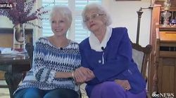 A 92 anni adotta la cugina di 76: